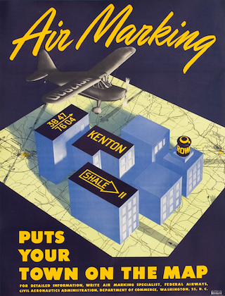 Air marking